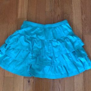 Hanna Andersson skirt with built in shorts